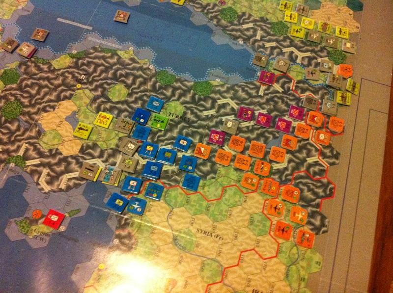 World in flames deutschland west front ja 1943 gumiabroncs Images